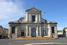 La cathédrale Saint Louis date du milieu du XVIIIème siècle, mais fut achevée en 1862.