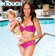 Tamera Mowry-Housley Flaunts Hot Post-Baby Body in a Bikini!