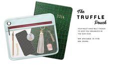 TRUFFLE - clear storage bags