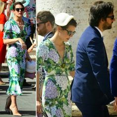 18 mentions J'aime, 1 commentaires - @miss_nostalgiamc sur Instagram : « Outside the church. #charlottecasiraghi#dmitrirassam #Monaco »