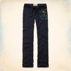 Bettys Hollister Lounge Sweatpants | Bettys Sweatpants | HollisterCo.com