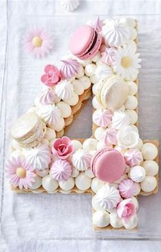 Alle 14 Minuten stirbt eine Person an einem Schlaganfall - PİNBOOK 4 conseils pour réussir son - Number 4 Cake, Number Birthday Cakes, Alphabet Cake, Cake Lettering, Ring Cake, Biscuit Cake, Cake Trends, Birthday Cookies, Drip Cakes