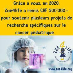 Grâce à vous nous avons pu faire une réelle différence dans le monde du cancer de l'enfant en 2020 ! Merci à vous tous ! Continuons afin qu'en 2021 nous puissions faire encore mieux ! Pour en savoir plus sur les projets financés par Zoé4life : Afin, Young Adults, Thanks, Searching, Projects