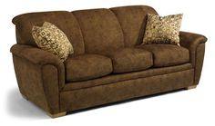 Flexsteel Furniture: Fabric Sofas: New YorkFabric Sofa (5637-31)