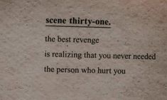 Scene thirty-two: you may never have needed them but wanted them and that hurt Pretty Words, Beautiful Words, Quotes To Live By, Me Quotes, Qoutes, Note To Self, Poetry Quotes, Relationship Quotes, Relationships