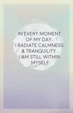 Affirmation für mehr innere HarmonieI My journey of self love, tranquility, and acceptance is guided by trust. Self Love Quotes, Quotes To Live By, Life Quotes, 2017 Quotes, Qoutes, Positive Thoughts, Positive Vibes, Positive Quotes, Positive Messages