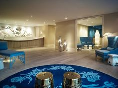 Mondrian Soho, winner of the Fodor's 100 Hotel Awards for the New & Noteworthy category #travel