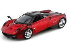 Motor Max 1/24 Scale Pagani Huayra Diecast Car Model Red 79312 - www.DiecastAutoWorld.com 2312 W. Magnolia Blvd., Burbank, CA 91506 818-355-5744 AUTOart Bburago Movie Cars First Gear GMP ACME Greenlight Collectibles Highway 61 Die-Cast Jada Toys Kyosho M2 Machines Maisto Mattel Hot Wheels Minichamps Motor City Classics Motor Max Motorcycles New Ray Norev Norscot Planes Helicopters Police and Fire Semi Trucks Shelby Collectibles Sun Star Welly