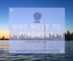 Why Move to Toronto?