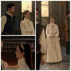 Mary's White Dress 2x07: The Prince of Blood