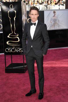 Oscars Red Carpet 2013 - Ed Redmayne