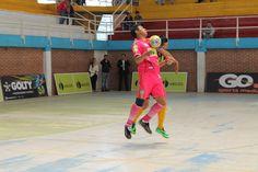 Gran debut de #Estudiantes en la #LigaArgosFutsal. Derrotó 5-4 a #DMartin (Segunda fecha)