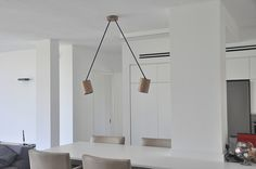 ASAF WEINBROOM HAND MADE LIGHTS | PROJECTS
