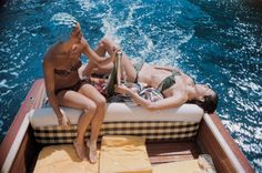 Photos: Slim Aarons's Italy, from Royalty to Villas to Sunbathing Beauties | Vanity Fair