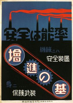 Proletarian posters from 1930s  - Japan
