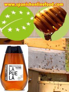 [ES] Miel Ecológica de Castaño. www.spanishonlinefood.com/es/miel-y-confituras/miel-ecologica-de-castano.html [EN] Organic Chestnut Honey. [FR] Miel de Châtaignier Bio. [DE] Bio-Honig Kastanien. #Sof #ComidaEspañola #España #Asturias #LaPuela #Miel #Castaño #Ecológico #Orgánico #SpanishFood #Spain #Honey #Natural #Organic #Bio #Spanien #SpanischesEssen #Ökologisches #Organischen #Honig #Öko #Espagne #NourritureEspagnole #Eco #Écologique #Gourmet #Yummy #Food #Foodies Spanish Food Comida…