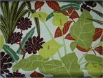 Robert Allen Rowlily - Jungle Fabric