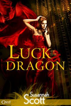 #CoverReveal Luck of the Dragon by Susannah Scott. Luciana de Luca has a PhD in sass and gemology—and a problem. Her twin brother's gambling debts have gotten out of hand, and a mob enforcer is blackmailing her to rob the latest, greatest mega-casino on the Strip. Although Lucy has worked her whole life to get away from her family's grifter past, to save her brother, she dons three-inch heels and a...more ebook, 250 pages Expected publication: June 10th 2013 by Entangled: Covet