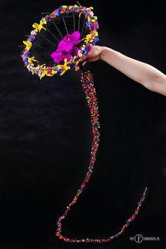 Unique bouquet www.celebrationsbykat.com