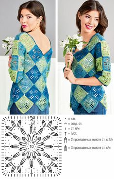 T-shirt Au Crochet, Moda Crochet, Crochet Fabric, Crochet Shirt, Crochet Jacket, Crochet Hats, Crochet Applique Patterns Free, Crochet Stitches Chart, Crochet Summer Tops