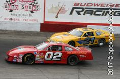 #WaybackWednesday #POTD221 Ricky Bilderback 02 | Mike Lloyd | 2006.09.24 | Rockford Speedway