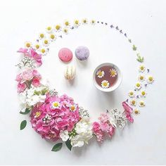 Beautiful tea to roll over the hump. Join me?  by @smettikage #naughtyteas . . . #cupsinframe #cups_are_love #coffeeandseasons #underthefloralspell #simplepleasures #botanicalpickmeup #simplethingsmadebeautiful #inspiredbypetals #curated_nature #thelifestylecollective u#myeverydaymagic #storyofmytable #flatlayforever #flatlaytoday #stilllifestyle #madetocreate #whpimagine #nestandflourish #creativehappylife #theslowdowncollective #momentsofmine #foreverfaffing #teaandseasons #world...
