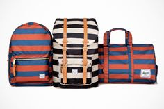 Herschel Supply Co. 2012 Fall/Winter Field Collection Releases   Hypebeast
