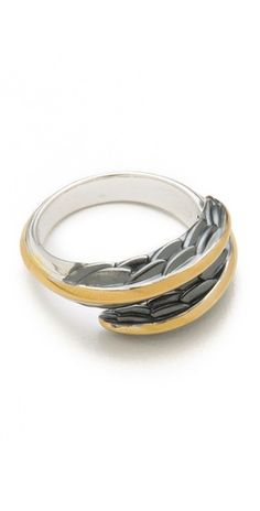 Feather Ring $87.50