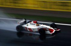 Michele Alboreto (Footwork-Mugen-Honda) Grand Prix d'Espagne - Circuit de Catalogne 1992