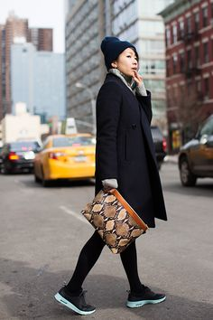 On the Street…..Tenth Ave., New York