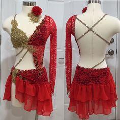 Custom Dance Costumes