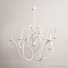 Julie Neill Designs - New Orleans handcrafted chandeliers, wall sconces, custom lighting, hand-painted tables, hand-painted vanities Handmade Chandelier, Painted Vanity, Lighting Companies, I Love Lamp, Custom Lighting, Plaster, Home Decor Accessories, Wall Sconces, Light Fixtures