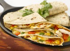 Southwestern Chicken Quesadillas