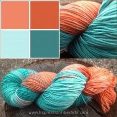 yarn color palette | palette yarn picture