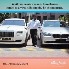 G. Ramesh Babu, a barber who began his business in 1994 with one Maruti van purchased from his savings is now a Billionaire (owner of 200 Luxury cars). Ramesh Babu who still likes to cut hair goes to his work place driving a Rs. 3.1 crore Rolls Royce Ghost. His 75 luxury cars include Mercedes, BMW's, Audi's, five and ten-seater luxury vans, a Rolls Royce and his business clients range from politicians to Bollywood actors. Life wasn't always so easy going for this man. He was only 7 when he…
