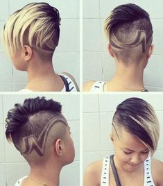 Fabulous 20 Classy Punk Hairstyles For Women Top Punk Hairstyle For Women Short Hairstyles Gunalazisus