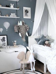 Inspiration from instagram - ᗷenedιcтe @benedictewessel - black grey and white, boys room ideas, grey, black and white boys room, Scandinavian style, monochrome design kids room ideas,kids decor, interior for kids
