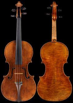 An outstanding violin by Santo Serafin Venice, c. 1740