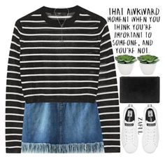 """no offense to positivity but i love holding grudges and i'm not going to forget about someone who hurt me"" by exco ❤ liked on Polyvore featuring TIBI, adidas, Torre & Tagus, Whistles, clean, organized and zaful"