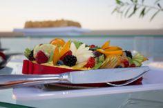 Elegantissima crostata alla frutta