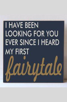 This makes my heart melt! #afflink #fairytale