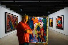 Own a Laubar painting Brooklyn Bridge, Studio, Painting, Artists, Painting Art, Studios, Paintings, Painted Canvas, Drawings