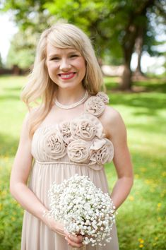Bari Jay bridesmaids dress.