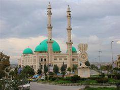 Al-Ghazali Mosque - Aleppo, Syria