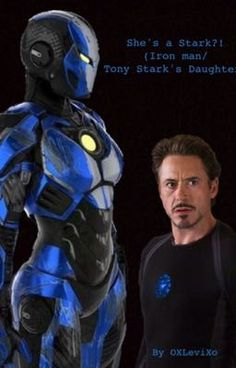 33 Best Tonys daughter images in 2018   The Avengers, Tony stark