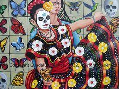 Viva la Vida Con Frida Kahlo