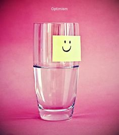 Positively Present Posts | How to See Change as a Glass Half Full