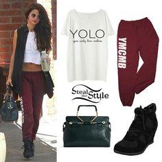 Selena Gomez,en plus d'etre jolie,elle a un style arracheur