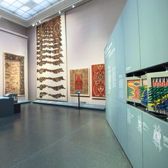 The new carpet galleries at the Museum of Islamic Art in Berlin contextualise the collections while keeping its woven masterpieces centre stage. Carpet Installation, Prayer Rug, New Carpet, The Conjuring, Islamic Art, Historical Photos, Galleries, Centre, Berlin