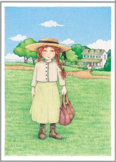 Anne of Green Gables – Original Artwork